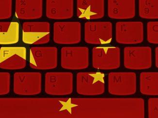 Kinesiske flag