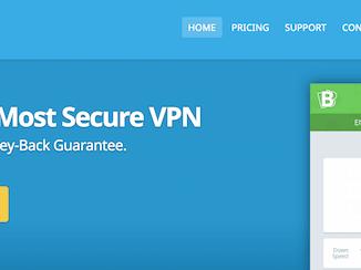 Buffered VPN