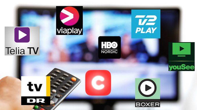 Dansk tv i udlandet