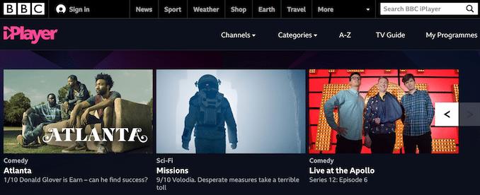 VPN til at se BBC iPlayer i Danmark